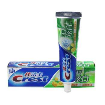佳洁士茶爽炫白牙膏(柠檬茶香型)120g