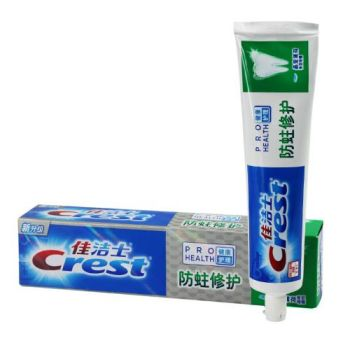 佳洁士防蛀修护牙膏(晶莹薄荷香型)200g