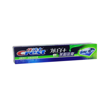 佳潔士牙膏茶爽炫白茉莉茶香型180g