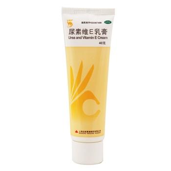 尿素维E乳膏20:3g  40g/支