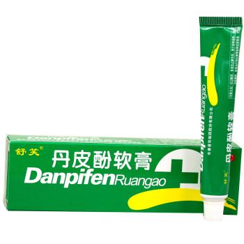 舒笑丹皮酚软膏10g