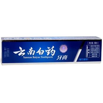云南白药牙膏(留兰香型)100g