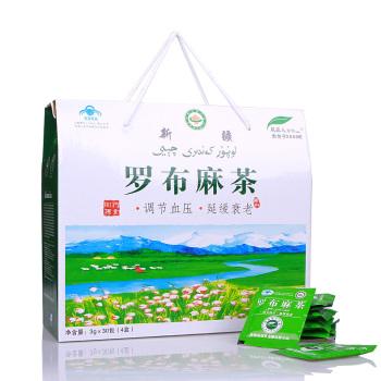 新疆罗布麻茶礼盒360g
