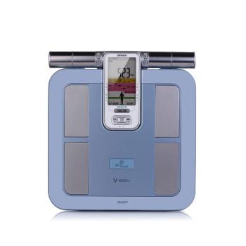 欧姆龙身体脂肪测量器HBF-375体重秤健康电子称体脂仪
