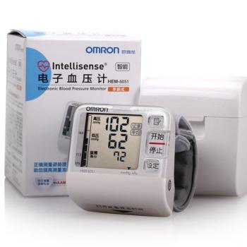 欧姆龙智能电子血压计 HEM-6051