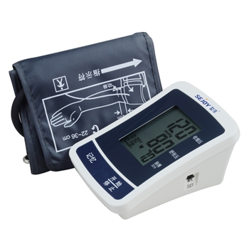 世佳臂式电子血压计BP-1209