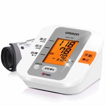 欧姆龙电子血压计HEM-7052