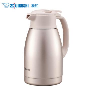 象印不锈钢真空保温瓶 1.5L 白SH-HA15C-PF