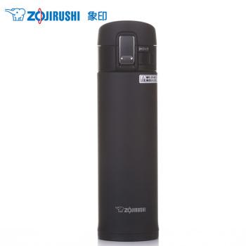 象印不锈钢真空保温杯 480ML SM-KA48-BA 黑色