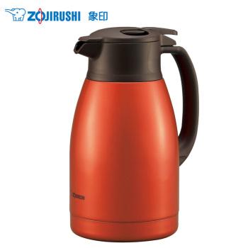 象印不锈钢真空保温瓶 1.5L  红SH-HA15C-DB