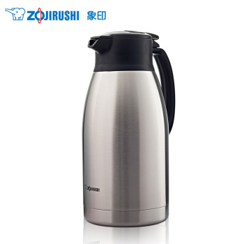 象印真空保温瓶1.9L 不锈钢SH-HA19C-XA