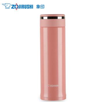 象印不锈钢真空保温杯 480ML SM-JC48-PG 粉