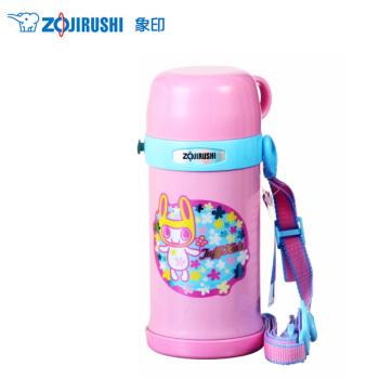 象印原装进口儿童保温瓶 600ML SC-MB60-PP 粉