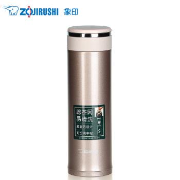 象印不锈钢真空保温杯 460ML SM-JTE46-PX 香槟