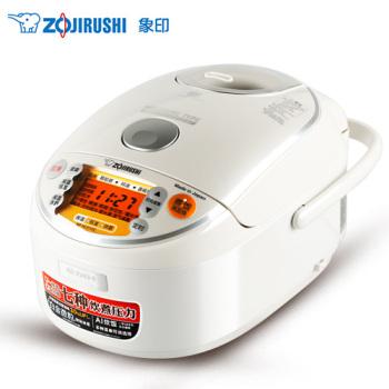 象印高端七段式压力电饭煲  3L NP-NCH10C-XJ 高贵白