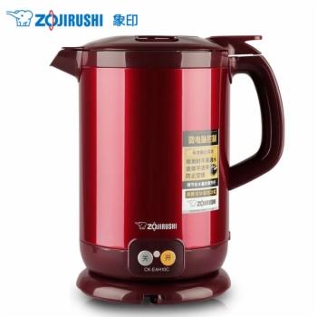 象印手提式电热水瓶 1L CK-EAH10C-RA 红