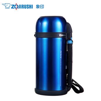 象印原装进口不锈钢保温瓶1.5L SF-CC15-AH 蓝