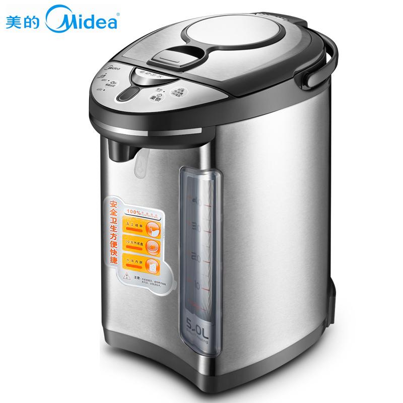 美的电热水瓶pf301-50g