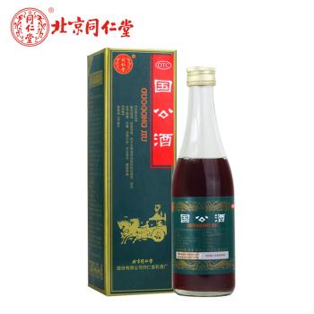同仁堂国公酒328ml