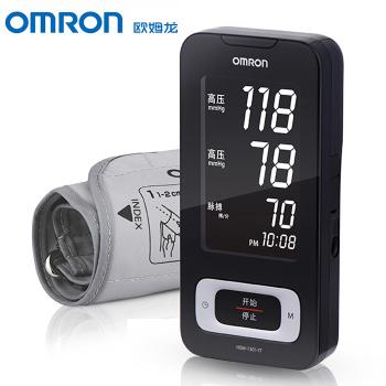 欧姆龙电子血压计(上臂式)HEM7301-IT