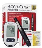 罗氏罗康全卓越精采型血糖检测仪单机 配试纸50片