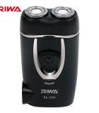 雷瓦/RIWA 起浮旋转式双刀头电动剃须刀 RA-100A