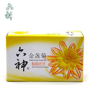 六神除菌香皂金盏菊精华