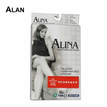 ALINAI-M静脉曲张袜(大腿)A-6001 M号