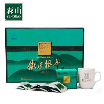 森山鐵皮楓斗沖劑(精品禮盒裝)3g*8包*5小盒