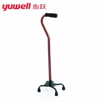 鱼跃四脚手杖 YU850