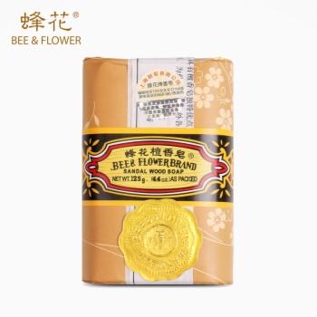 蜂花檀香香皂