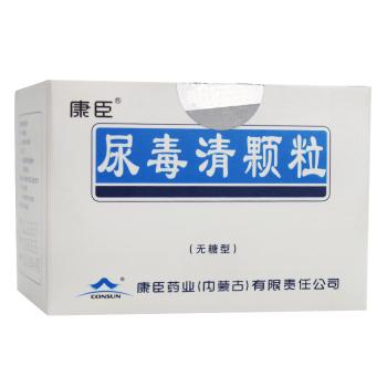 康臣  尿毒清颗粒(无糖型) 5g*15袋/盒