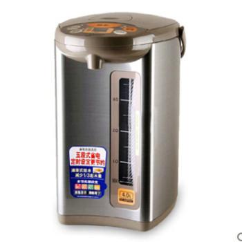 象印液晶电热水瓶 3L 粉棕CD-WBH30C-TS