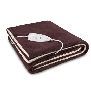 德國 馬德???Medisana 多功能超柔電熱毯 可蓋可鋪雙用 1.3*1.8