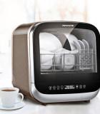 九陽 免安裝家用臺式洗碗機 全自動智能烘干除菌 X5
