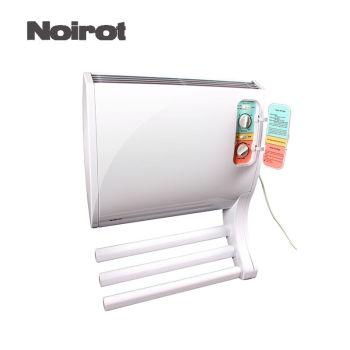 法國原裝進口Noirot諾朗 高立雅 系列 浴室多功能壁掛式暖風機 毛巾掛架N7618-7