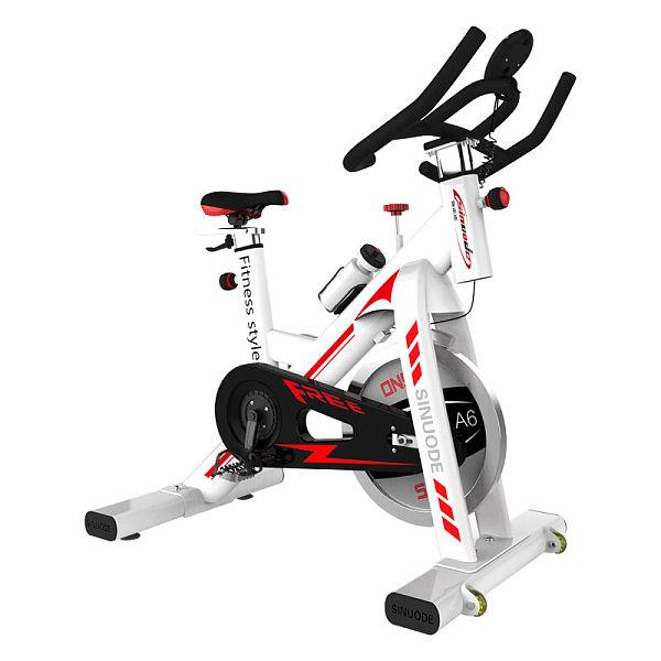 斯诺德 动感单车健身车超静音家用健身器材商用运动健身脚踏自行车 A6