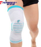 斯坦格 运动篮球护膝 户外登山篮球骑行男女硅胶护膝夏季护具 STK-1901