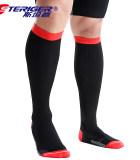 斯坦格 遞減壓力運動襪 透氣針織護腿襪男女戶外健身跑步護小腿套兩只裝 SMA23 (兩只裝)