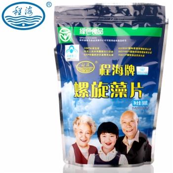 程海牌螺旋藻片0.5g/片*100片*10袋/袋