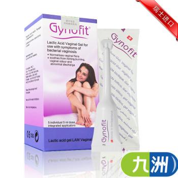 Gynofit洁诺菲乳酸平衡凝胶5ml*5支/盒