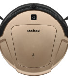 Seebest/视贝智能路径扫地机器人吸尘器家用超薄全自动擦地机拖地 D750
