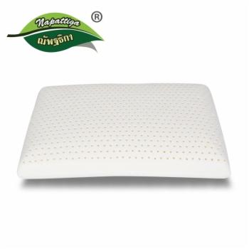 娜帕蒂卡乳胶枕头欧洲款天然橡胶枕护颈枕
