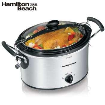 漢美馳 C33149 燉鍋不銹鋼電燉鍋 陶瓷慢燉鍋 煲 湯鍋燉盅