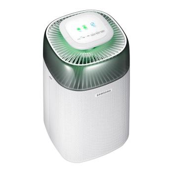三星空气净化器 KJ350F-M3058WM 家用卧室除雾霾 PM2.5数值显示 新品上市