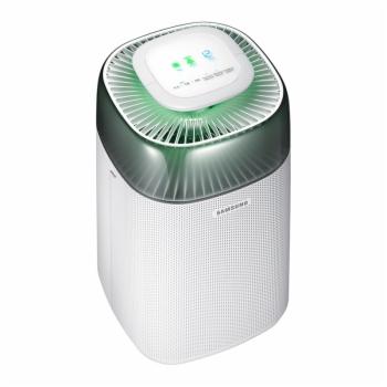 三星空气99uu优优 KJ350F-M3058WM 家用卧室除雾霾 PM2.5数值显示 新品上市