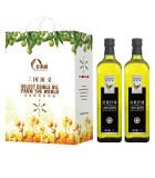 三国演义亚麻籽油礼盒