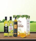 三國演義全家福禮盒  橄欖油  亞麻籽油  芥花籽油