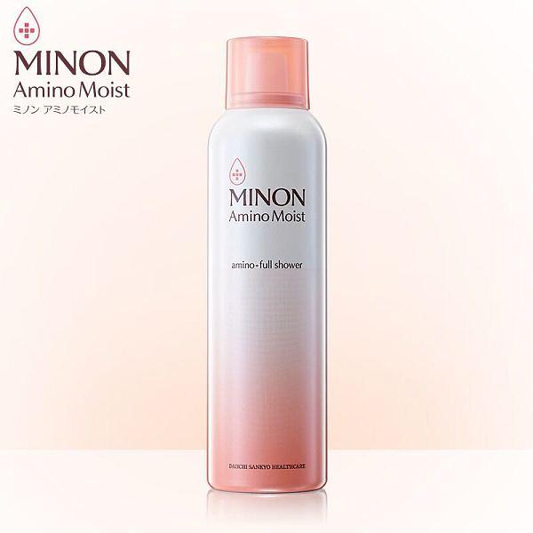 MINON蜜浓氨基酸滋润保湿弥润喷雾化妆水150g