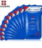 LEADERS麗得姿美蒂優氨基酸保濕面膜10片